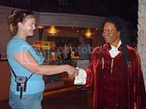 Meeting Whoopi Goldberg